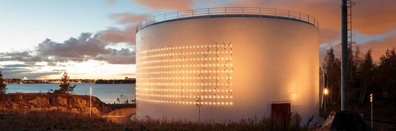 Tabela de medição de tanques subterrâneo capacidade 30000