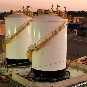 Tabela de medição de tanques de combustível 30000 litros bipartido