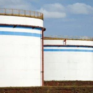 Arqueação de tanques verticais